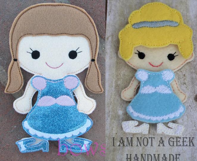 Felt Dolls and Toys