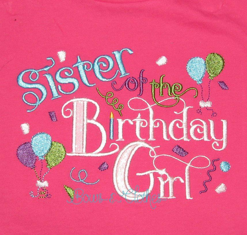 sisterbdayshirt