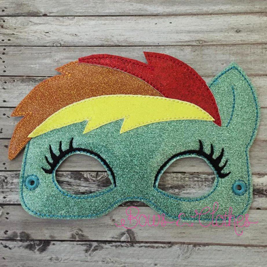 rainbow_horse_mask