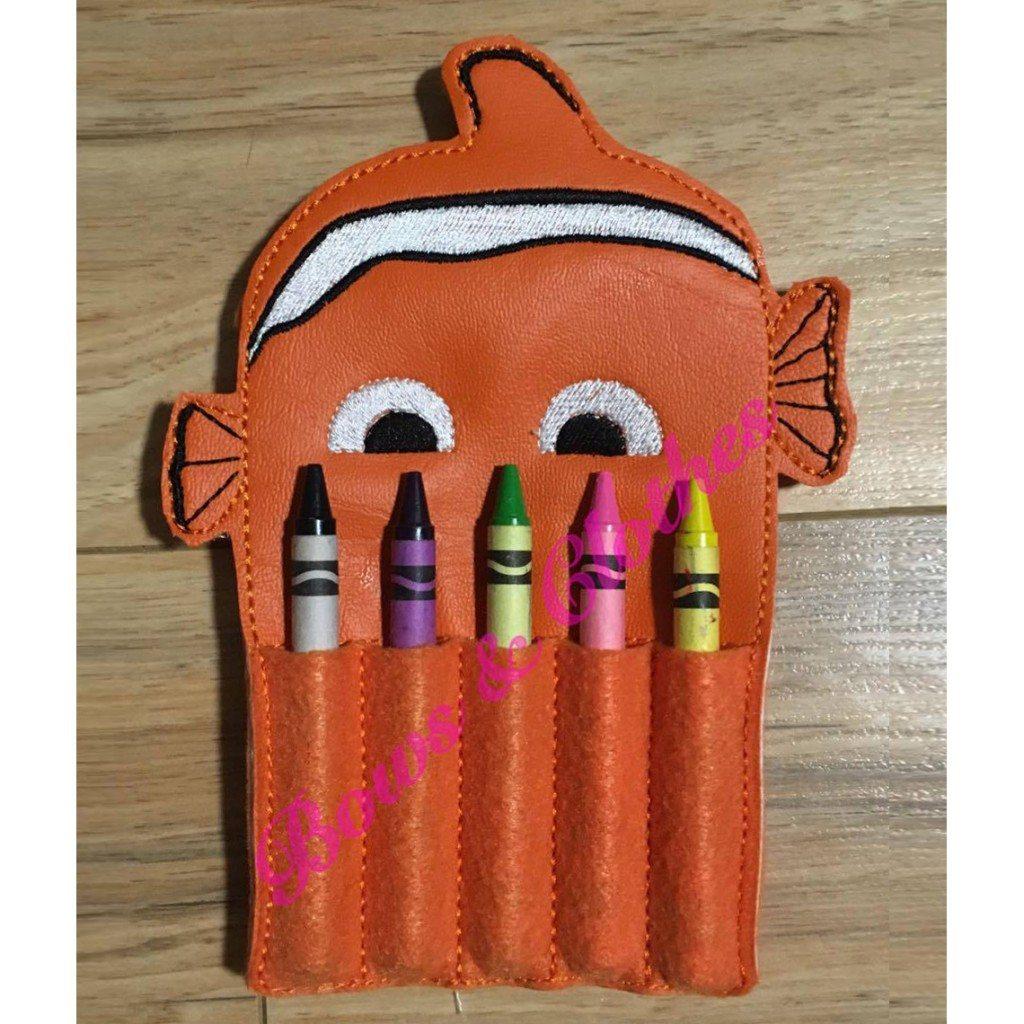Crayon Holders