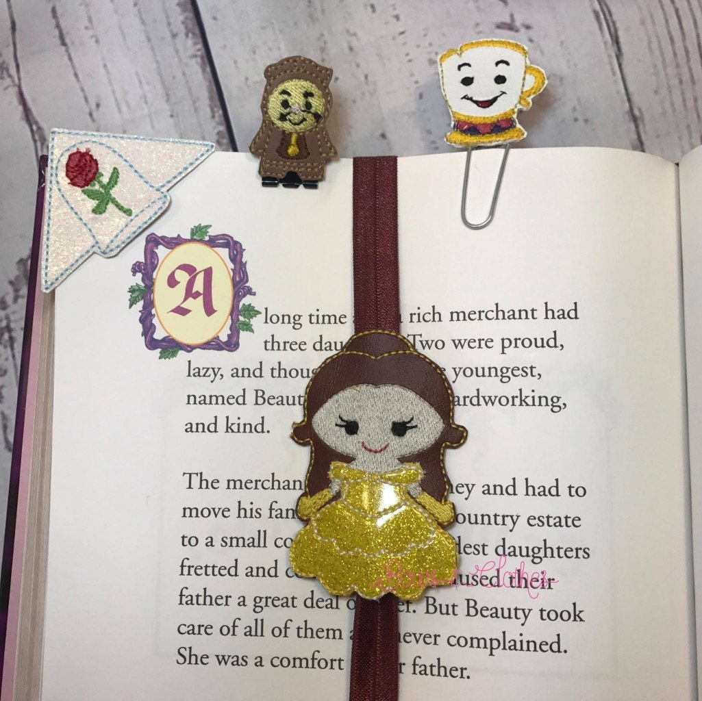 BookBands & Paper Clip Felties