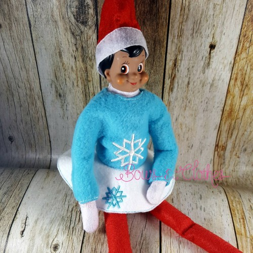 Doll & Elf Stuff